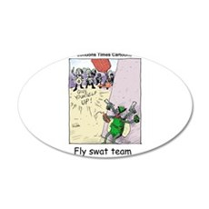 Fly S.W.A.T Team Wall Decal