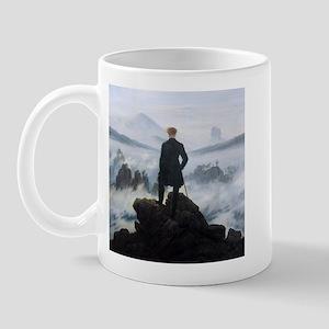 Caspar David Friedrich Wanderer Mug