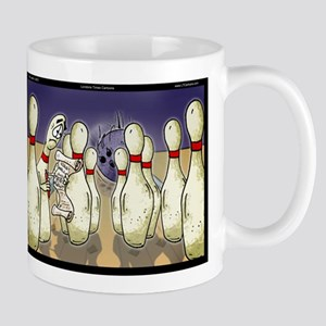 Bowling Pin Living Wills Mug