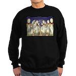 Bowling Pin Living Wills Sweatshirt (dark)