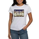 Bowling Pin Living Wills Women's T-Shirt