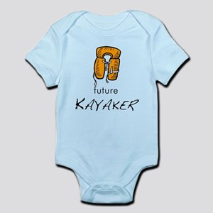 future Kayaker Infant Bodysuit