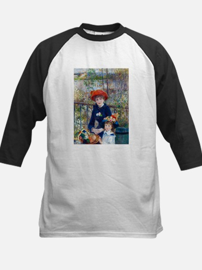 Pierre-Auguste Renoir Two Sisters Kids Baseball Je