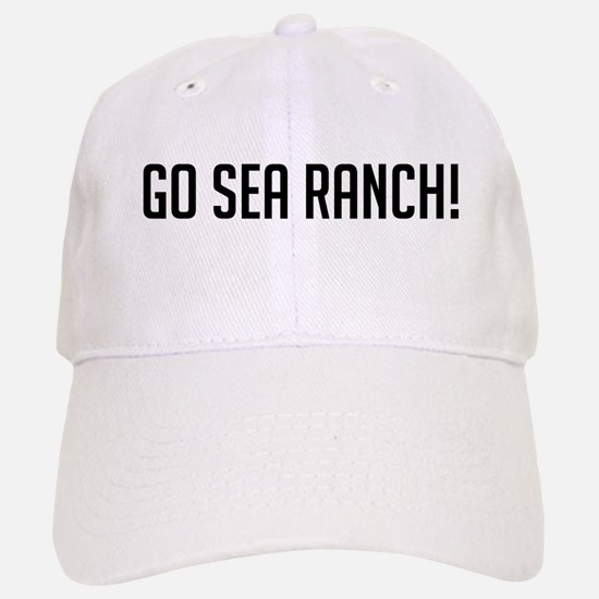 Go Sea Ranch Baseball Baseball Cap