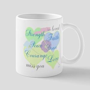 TheEulogyWeb: Miss You design #4 Mug