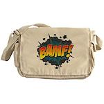 BAMF Messenger Bag