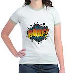 BAMF Jr. Ringer T-Shirt