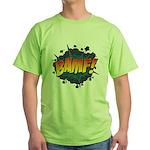 BAMF Green T-Shirt