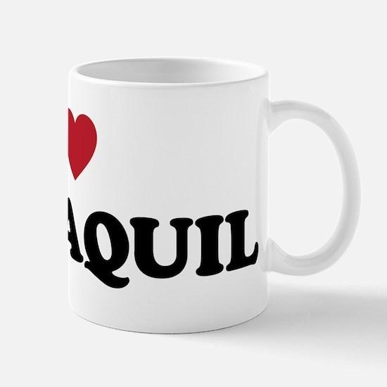 I Love Guayaquil Mug