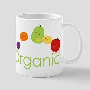 """Organic Fruits 2"" Mug"