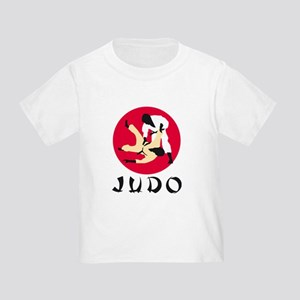 judo fighters Toddler T-Shirt