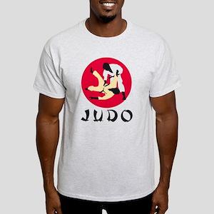 judo fighters Light T-Shirt