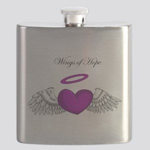 Wings of Hope Sarcoidosis Flask