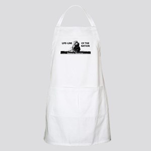 Life-Line Of the Nation 1940 BBQ Apron
