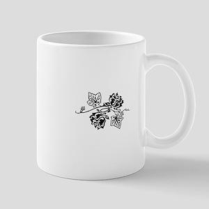 Rose and Ivy Twist Mug