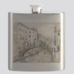 Maurice Prendergast Little Bridge Flask