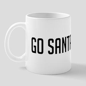 Go Santa Monica Mug