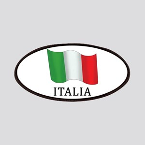 Italia Flag Patches