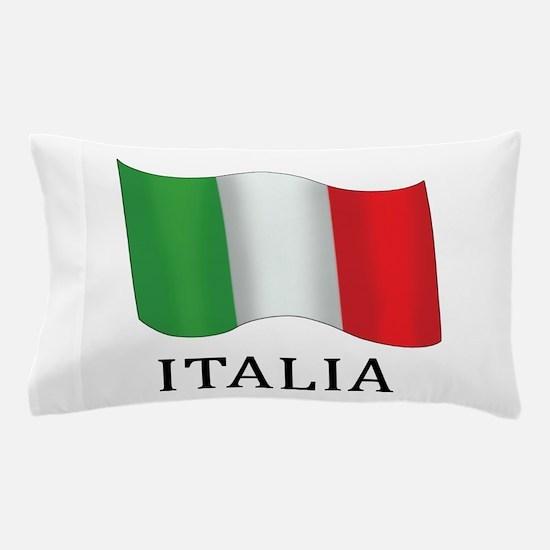 Italia Flag Pillow Case