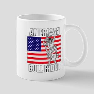 American Bull Rider Mug