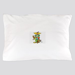 Clown Pillow Case