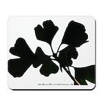 Ginko Tree Leaves Mousepad