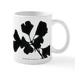 Ginko Tree Leaves Mug