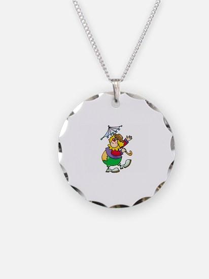 Clown Necklace