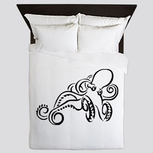 Octopuss Queen Duvet