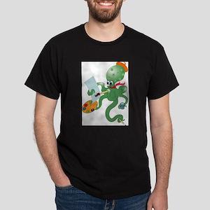 Octopuss Dark T-Shirt