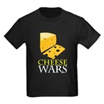 Cheese War Kids Dark T-Shirt