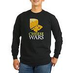 Cheese War Long Sleeve Dark T-Shirt