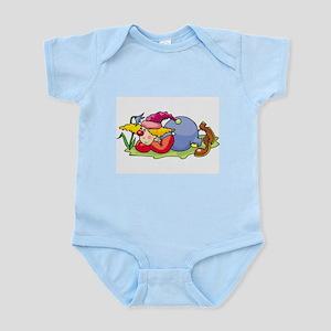 Clown Infant Bodysuit
