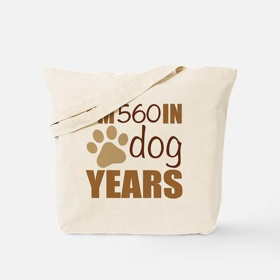 Men 80th birthday Tote Bag