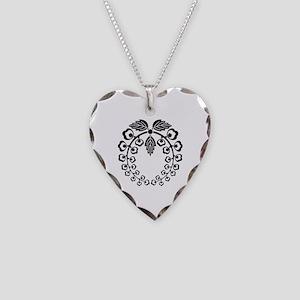 iwafune fuji Necklace Heart Charm