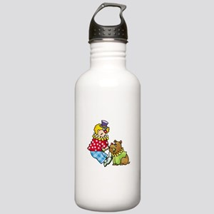 Clown Stainless Water Bottle 1.0L