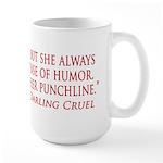 Darling Large Mug