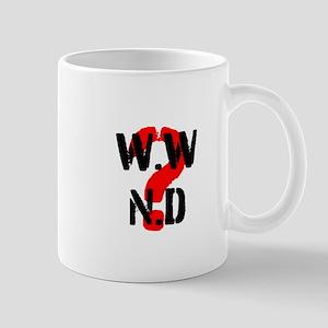 What Would Nathan Do? Mug