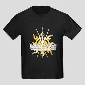 Sometimes Kids Dark T-Shirt
