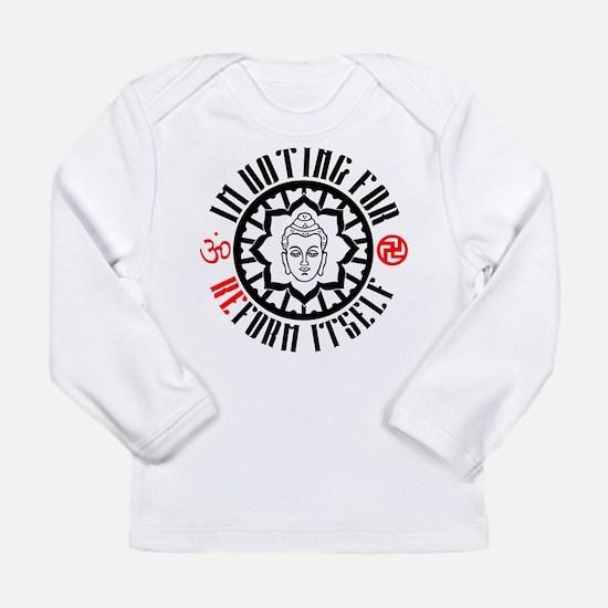 Reform - Itself Long Sleeve Infant T-Shirt