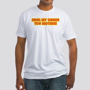 Alan Partridge Quote Fitted T-Shirt
