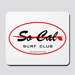 So Cal Surf Club Mousepad