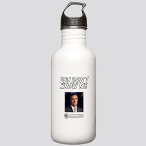You Don't Know Me Stainless Water Bottle 1.0L