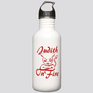 Judith On Fire Stainless Water Bottle 1.0L