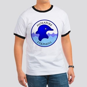 Miniature Dolphins Ringer T