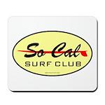 So Cal Surf Club 1 Mousepad