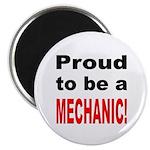 Proud Mechanic Magnet