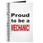 Proud Mechanic Journal