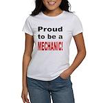 Proud Mechanic (Front) Women's T-Shirt