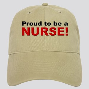 Proud Nurse Cap